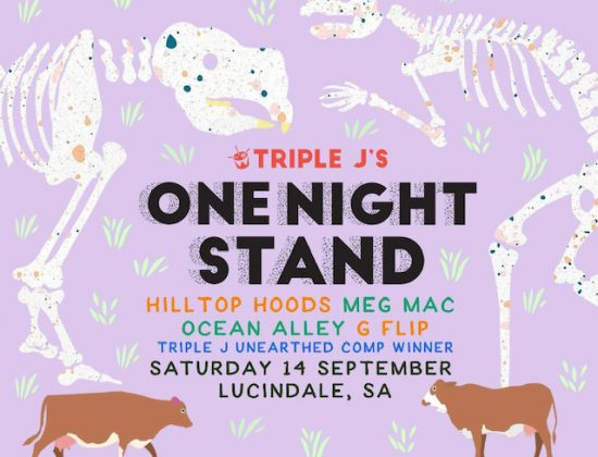 Lucindale TripleJ Music Festival